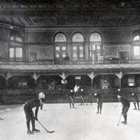 66 Years Before the Igloo, the Schenley Park Casino Hosted the First Hockey Game in Pittsburgh
