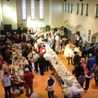 What are the best local church bazaars?