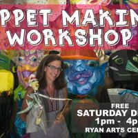 Puppet Making Workshop