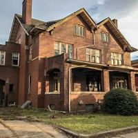 The Multrup Steel Mansion is still for sale. Open house on Sat 1/20. Now $49,000 or less!