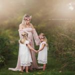 Bohemian Styled Maternity Photo Ideas