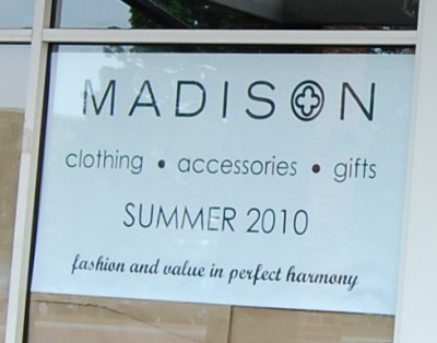 Madison coming to Cameron Village