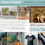 First Friday is All About Local Goods Tonight!