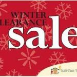 {Sale Alert} Winter Clearance Sale at Cute Buttons Gift and Paper Boutique!