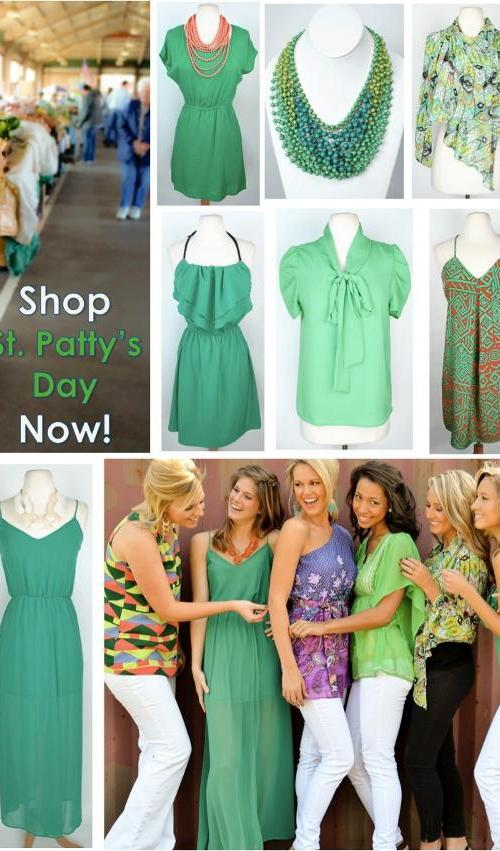 Shop for green clothing and accessories at vestique in Raleigh