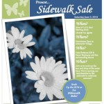 {Sale Alert} Sidewalk Sale at Downtown Cary's Ashworth Village this Weekend