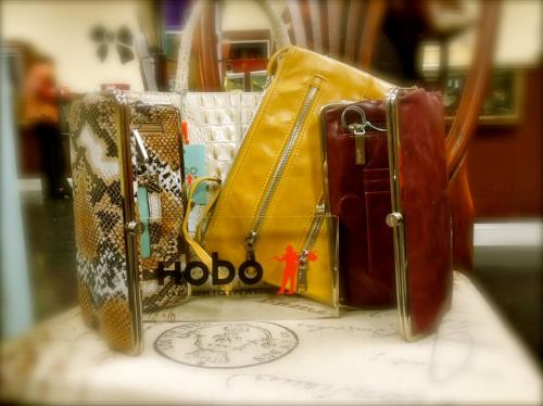 Hobo Trunk Show at Peachy Keen on Friday