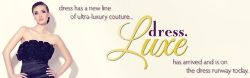 dress boutique in Raleigh introduces dress Luxe