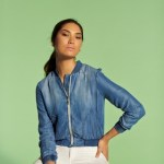 Updated jackets take your look from morning to chill, to warm days, all the way through cool evenings