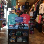 Carolina Moon selling Carolina goods at Triangle Town Center in Raleigh