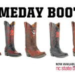 NCSU Bookstores now carry game day boots