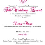{You're Invited} Bridal Event at Charlotte's in Cameron Village