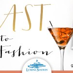 {You're Invited} Toast to Fall Fashion with Lumina Station