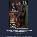 VK Nagrani socks for men at Liles Clothing Studio in Raleigh's North Hills