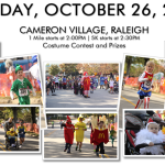 {You're Invited} Capital Run Walk's Monster Dash