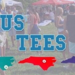 Bald Head Blues campus tees