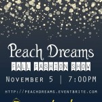 {You're Invited} Peachy Keen's Annual Fall Fashion Show: Peach Dreams Coming Nov. 5