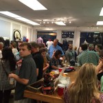 The gang at Bald Head Blues knows how to tap a good grand opening party in Raleigh!