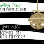 {You're Invited} Downtown Cary's Annual Mingle and Jingle