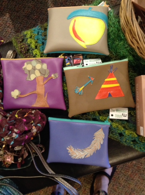 Accessories from Galatea in Downtown Raleigh