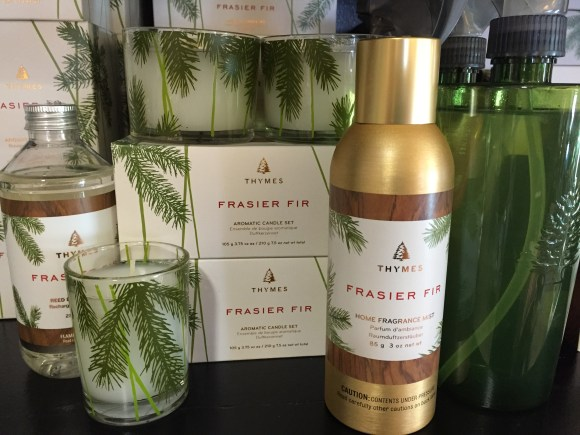 Fantastic scents at Ivy Cottage in Cary
