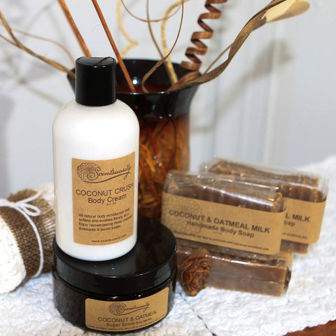 Last-minute gift sets at Scentsuosity in Raleigh