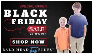 Black Friday - Bald Head Blues