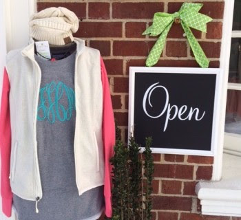 Carolina Clover's cabin fever sale lasts through the weekend