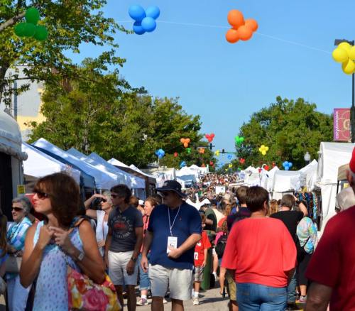 Cary Lazy Daze 2-day schedule continues