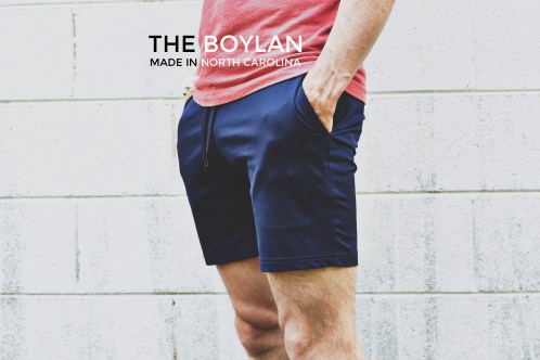 Runologie's first in-house apparel item: The Boylan Running Short