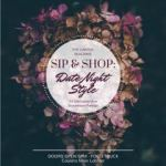 Sip and Shop: Date Night Style