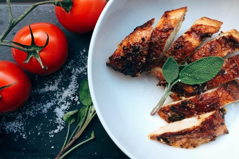 Japanese Sea Salt Grilled Chicken