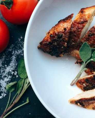 Japanese Sea Salt Grilled Chicken. Paleo Grilled chicken. Paleo Japanese food. Paleo Asian food.