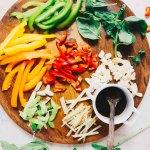 Paleo Thai Basil Beef Stir-Fry recipe ingredients Whole30 and Keto friendly.