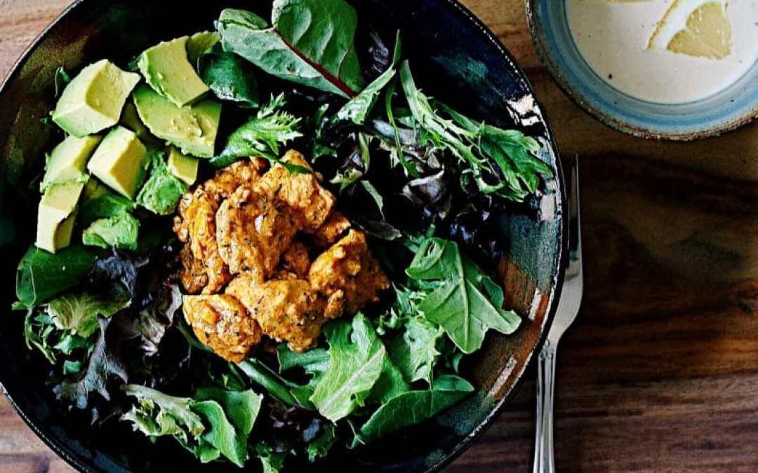 Shawarma Chicken Salad