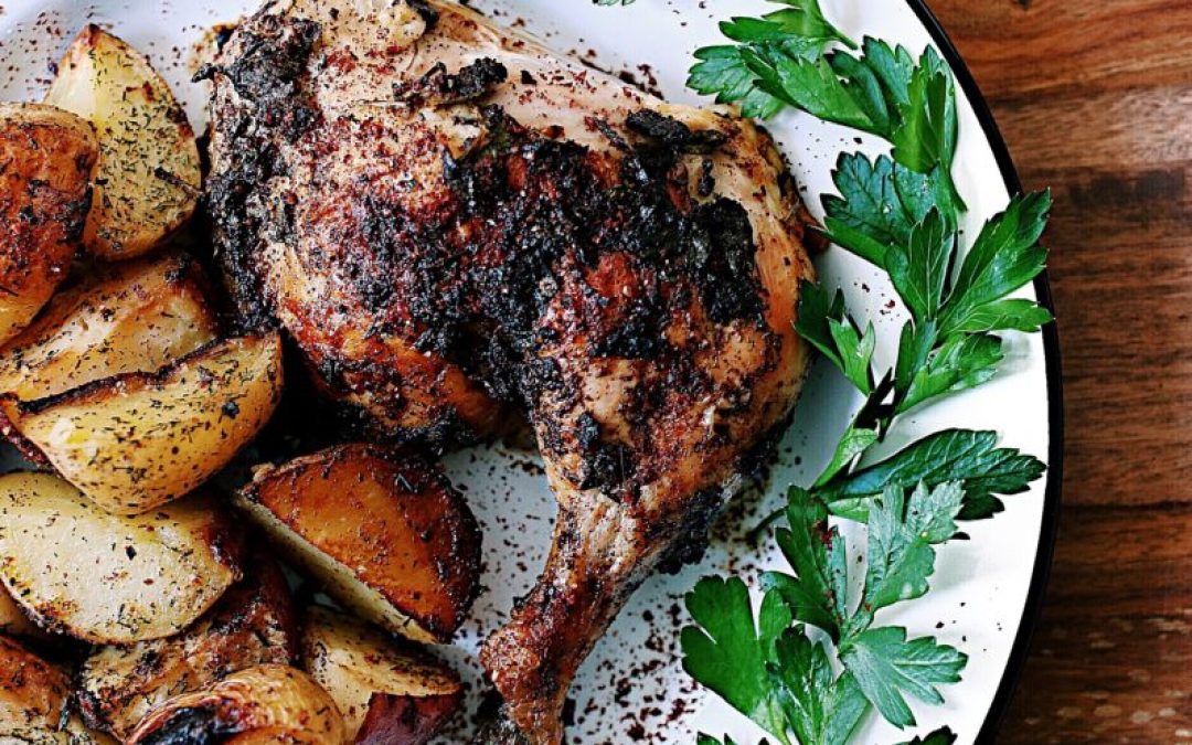Heroin Chicken – Does Not Contain Actual Heroin