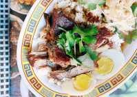 Thai 5-spice pork stew