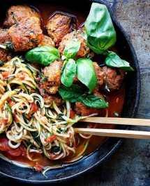 Spaghetti Meatball