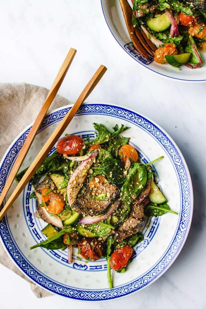 Easy Beef Salad Thai Style I Heart Umami