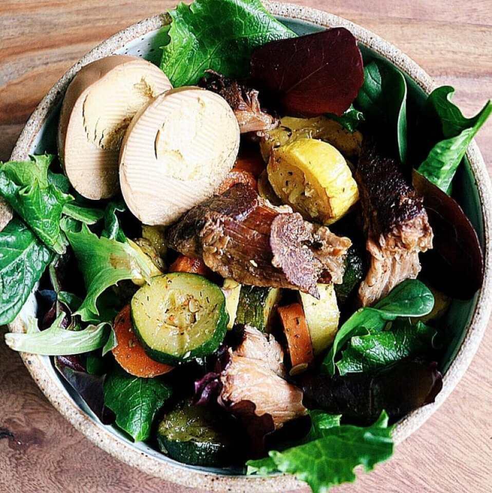 Thai five spice pork stew