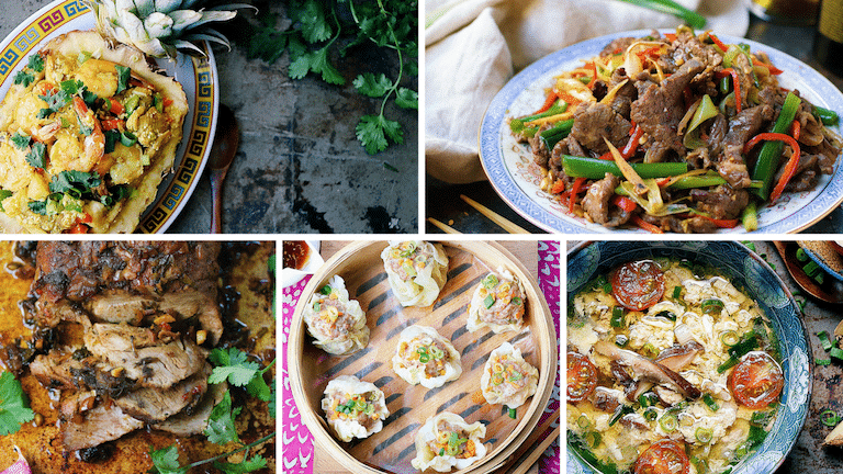 Paleo Chinese New Year Recipes