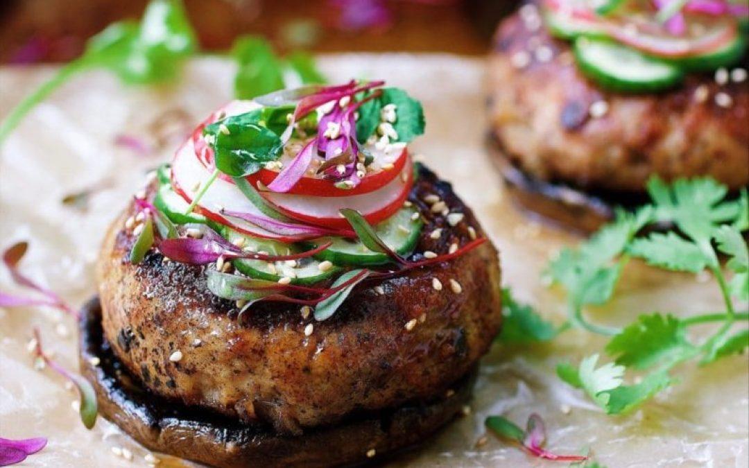 Paleo Worcestershire Sauce Hamburger Steak