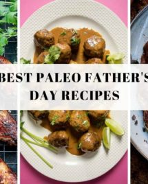 Paleo Fathers Day Recipes