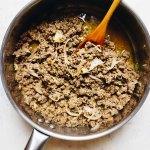 Keto Bulgogi Ground Beef Recipe Paleo Whole30 Low Carb Ground Beef