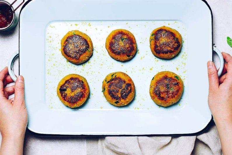 Paleo Sweet Potato Cakes