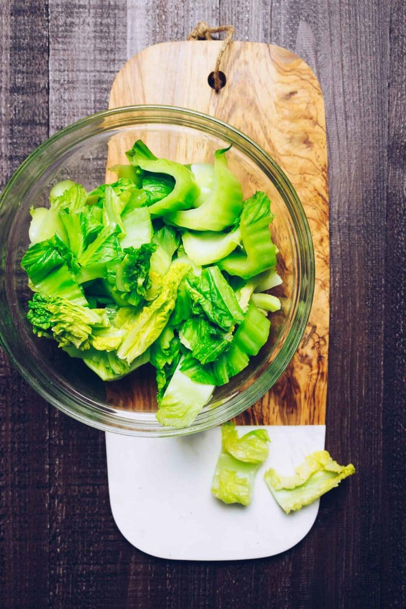 Chinese Mustard Green Recipe (Paleo, Whole30, Keto) | I ...