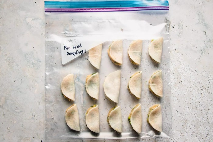 Freezer potstickers low carb I Heart Umami