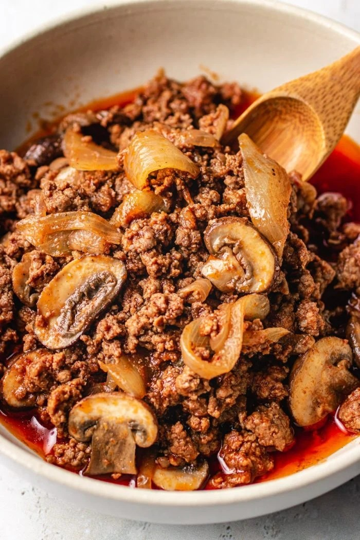 Easy Keto Ground Beef Recipe with Worcestershire | I Heart ...