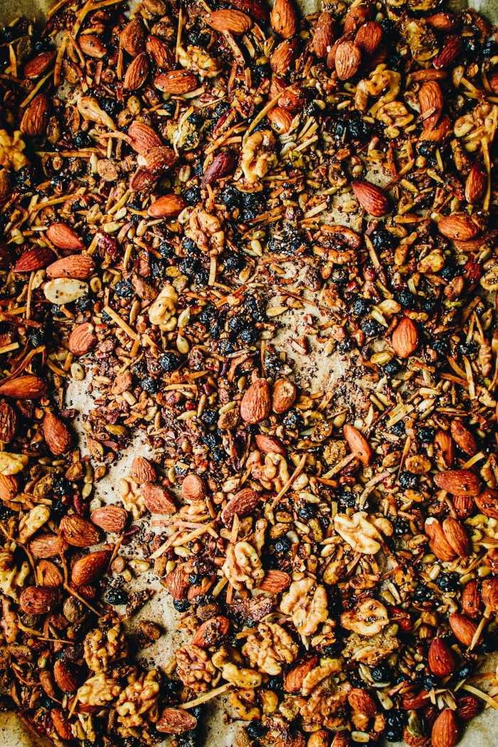 Healthy Granola Paleo I Heart Umami