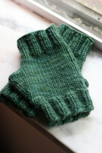 fingerless mitts for chris